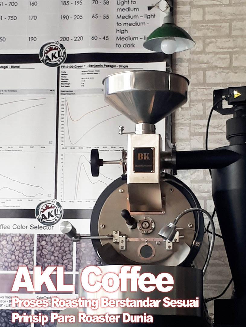 Roasting-kopi-AKL-Lampung